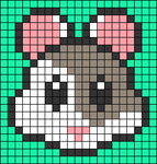 Alpha pattern #56714 variation #98144