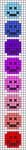 Alpha pattern #35638 variation #98147