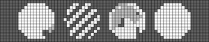 Alpha pattern #56720 variation #98154