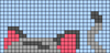 Alpha pattern #34270 variation #98618