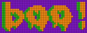 Alpha pattern #56223 variation #98651