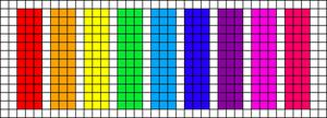 Alpha pattern #29701 variation #98728