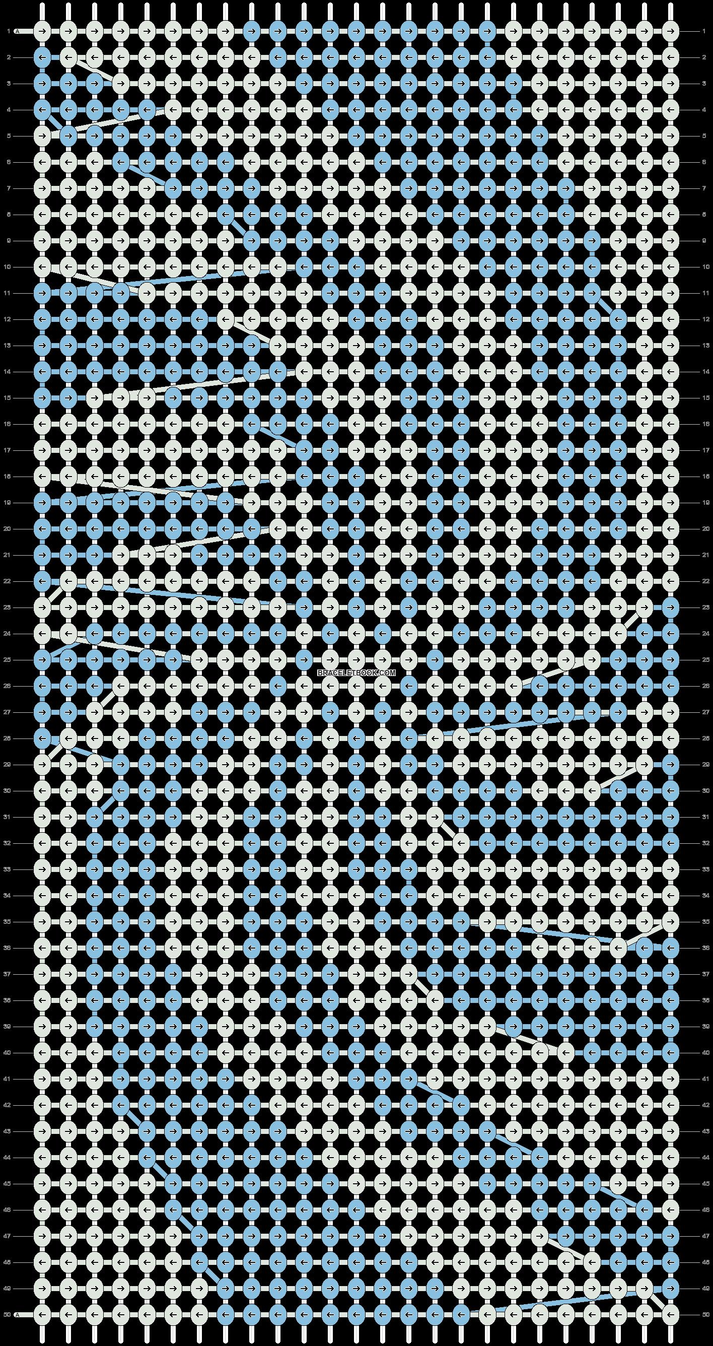 Alpha pattern #56972 variation #98756 pattern