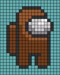 Alpha pattern #55936 variation #98802