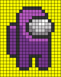Alpha pattern #55936 variation #98814