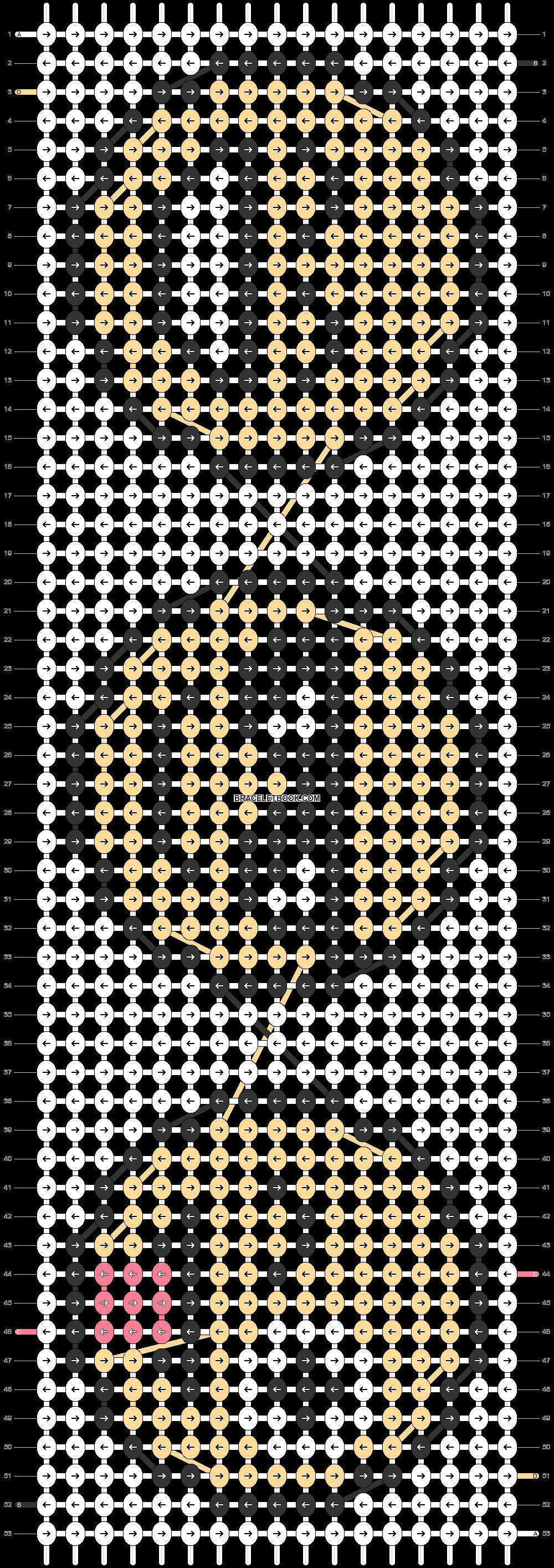Alpha pattern #26531 variation #98834 pattern