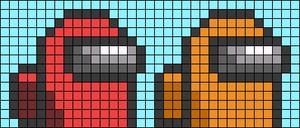 Alpha pattern #56962 variation #98865