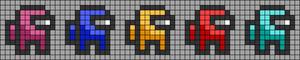 Alpha pattern #56008 variation #98870