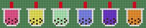 Alpha pattern #50398 variation #98887