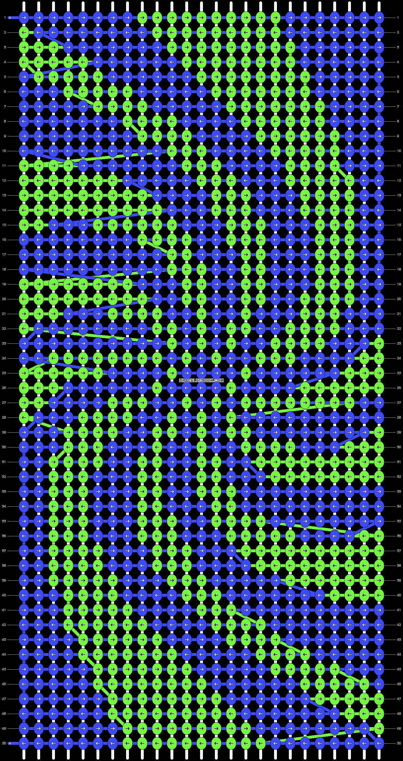 Alpha pattern #56972 variation #98984 pattern