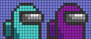 Alpha pattern #56962 variation #99029