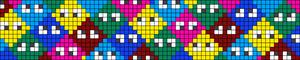 Alpha pattern #56984 variation #99130