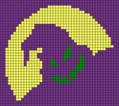 Alpha pattern #16074 variation #99170