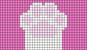 Alpha pattern #50397 variation #99184