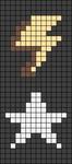 Alpha pattern #46309 variation #99409
