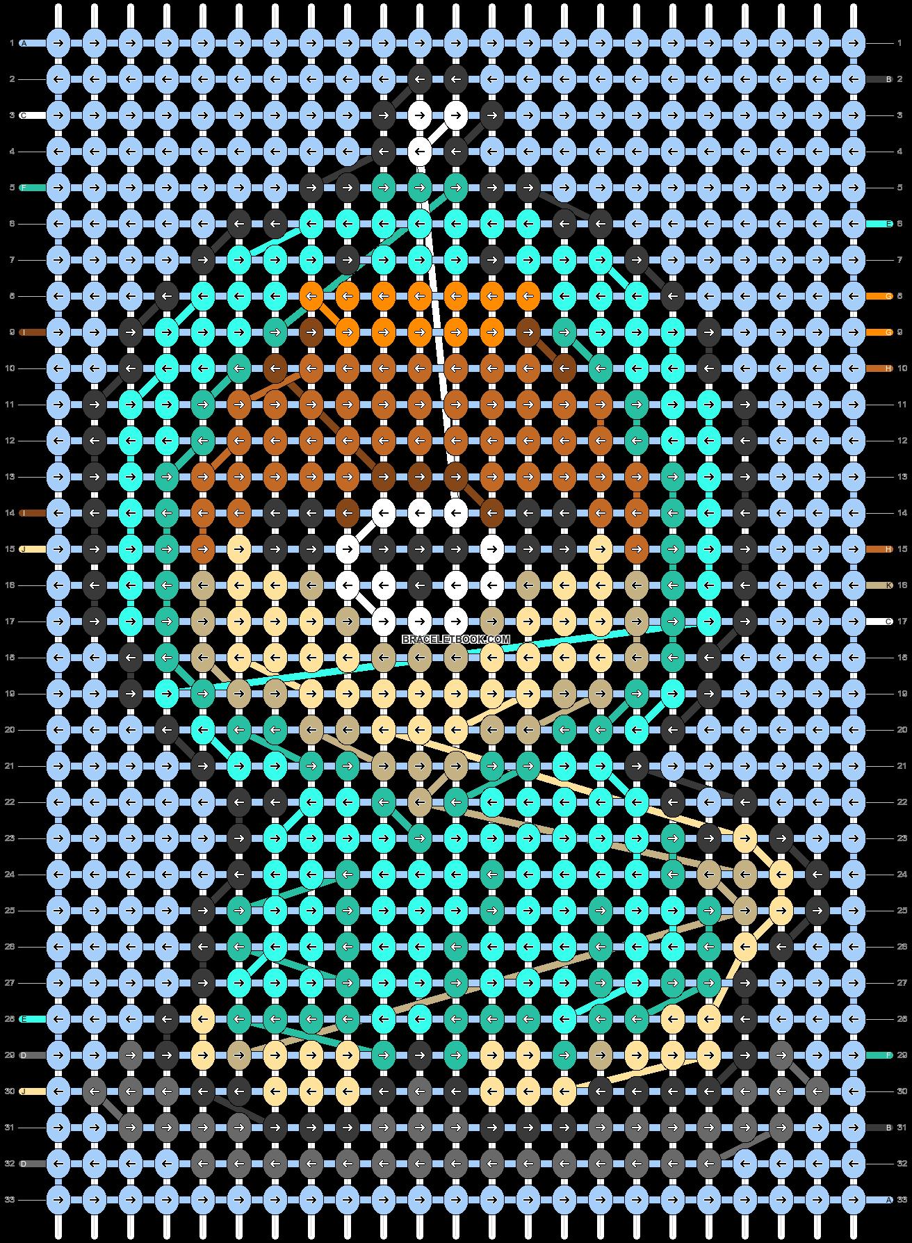 Alpha pattern #57233 variation #99521 pattern
