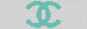 Alpha pattern #57163 variation #99522
