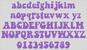 Alpha pattern #50267 variation #99532