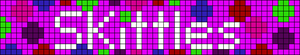 Alpha pattern #57130 variation #99630