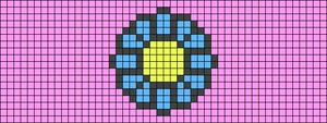 Alpha pattern #42061 variation #99644