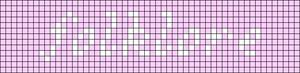 Alpha pattern #51238 variation #99677