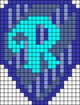 Alpha pattern #56726 variation #99718