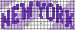 Alpha pattern #45088 variation #99851