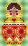 Alpha pattern #38160 variation #99926