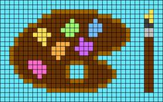 Alpha pattern #57302 variation #99972