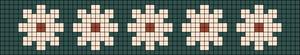 Alpha pattern #46125 variation #99997