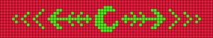 Alpha pattern #57277 variation #100024