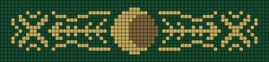 Alpha pattern #57319 variation #100048