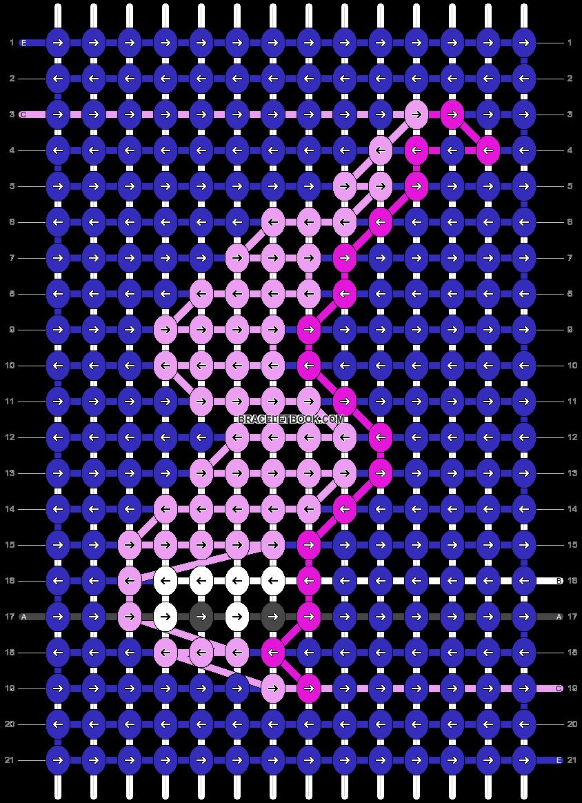 Alpha pattern #29344 variation #100094 pattern