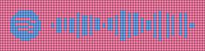 Alpha pattern #41810 variation #100153