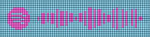 Alpha pattern #41810 variation #100154