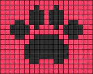 Alpha pattern #47700 variation #100222