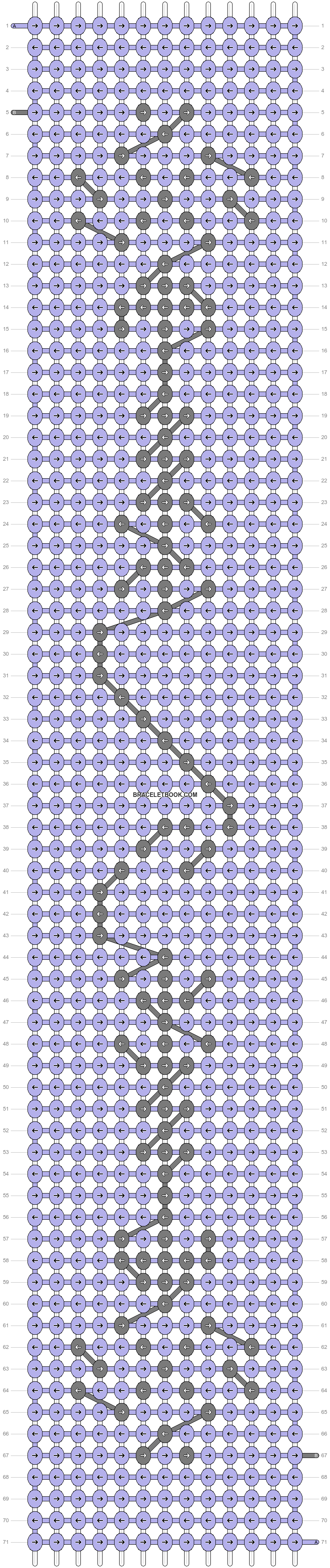 Alpha pattern #57396 variation #100227 pattern