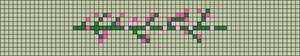Alpha pattern #39038 variation #100243