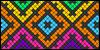 Normal pattern #48619 variation #100305