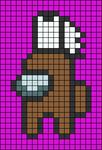 Alpha pattern #56287 variation #100308