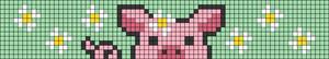 Alpha pattern #56592 variation #100311