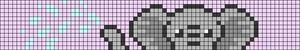 Alpha pattern #57403 variation #100316