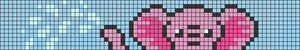 Alpha pattern #57403 variation #100339