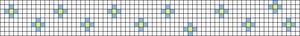 Alpha pattern #50709 variation #100348