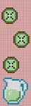 Alpha pattern #44111 variation #100358