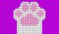 Alpha pattern #50397 variation #100369