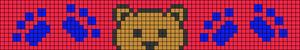 Alpha pattern #57401 variation #100407