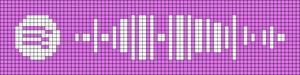 Alpha pattern #41809 variation #100413