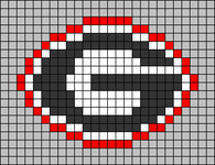 Alpha pattern #57465 variation #100428