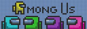 Alpha pattern #53766 variation #100442